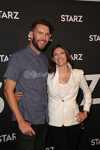 WEST HOLLYWOOD, CA - SEPTEMBER 19:  Charlie Hewson, Tory Tunnell attends the screening of Starz Digital Media's 'My Blind Brother' at The London Hotel on September 19, 2016 in West Hollywood, California. (Photo Credit: Parisa Afsahi/MediaPunch).