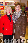 Mary Thornton and Eileen Tucker, pictured at Ch Chemist, Tralee, beauty evening on Friday night.