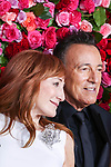 NEW YORK, NY - JUNE 10:  Patti Scialfa and Bruce Springsteen attend the 72nd Annual Tony Awards at Radio City Music Hall on June 10, 2018 in New York City.  (Photo by Walter McBride/WireImage)