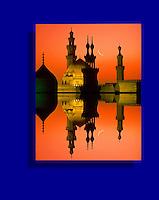 Egypt Cairo, mosque 03BCzzsm
