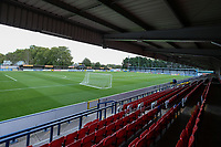 General view of the ground ahead of AFC Wimbledon vs Bradford City, Sky Bet EFL League 1 Football at the Cherry Red Records Stadium on 2nd October 2018