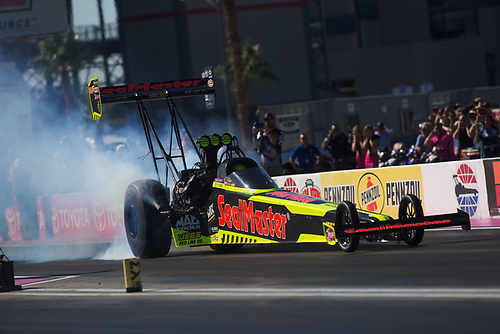 NHRA Mello Yello Drag Racing Series<br /> NHRA Toyota Nationals<br /> The Strip at Las Vegas Motor Speedway<br /> Las Vegas, NV USA<br /> Sunday 29 October 2017 <br /> Richie Crampton, SealMaster, Top Fuel Dragster<br /> World Copyright: Jason Zindroski<br /> Jason Zindroski / HighRev Photo