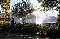 Lugano.Parco Ciani.