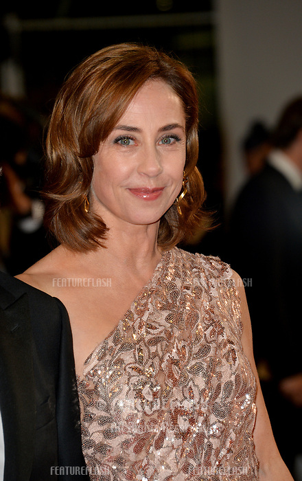 Sofie Grabol at the gala screening for &quot;The House That Jack Built&quot; at the 71st Festival de Cannes, Cannes, France 14 May 2018<br /> Picture: Paul Smith/Featureflash/SilverHub 0208 004 5359 sales@silverhubmedia.com