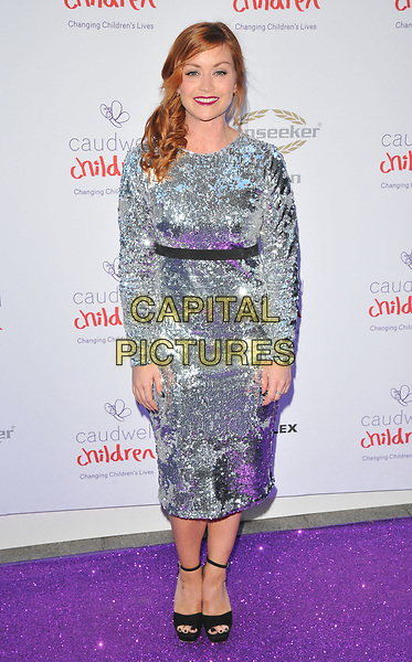 Arielle Free at the Caudwell Children Butterfly Ball, Grosvenor House Hotel, Park Lane, London, England, UK, on Thursday 25 May 2017.<br /> CAP/CAN<br /> &copy;CAN/Capital Pictures
