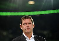 FUSSBALL   1. BUNDESLIGA   SAISON 2011/2012   27. SPIELTAG VfL Wolfsburg - Hamburger SV         23.03.2012 Sportdirektor Frank Arnesen (Hamburger SV)