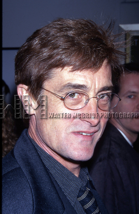 Roger Rees attends the Opening Night of 'Triumph of Love' at the Royale Theatre on October 23, 1997 in New York City.