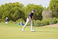 Brandon Stone (RSA) during Round 4 of the Portugal Masters, Dom Pedro Victoria Golf Course, Vilamoura, Vilamoura, Portugal. 27/10/2019<br /> Picture Andy Crook / Golffile.ie<br /> <br /> All photo usage must carry mandatory copyright credit (© Golffile | Andy Crook)