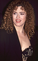 Bernadette Peters 1993 by Jonathan Green