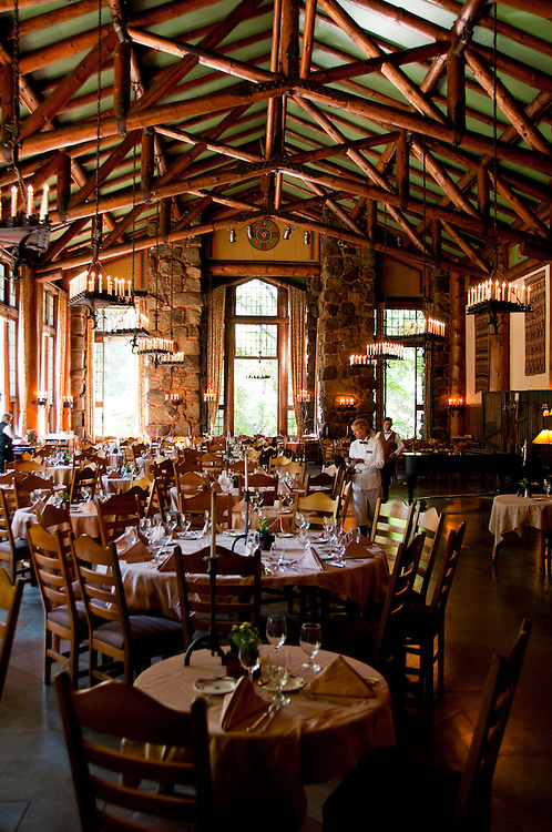 dining room, interior, ahwahnee hotel,yosemite valleyr, yosemite