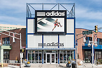Nike Factory store outlet, Atlantic City, New Jersey, USA