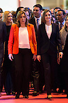 Queen Letizia of Spain and the President of the Community of Andalucia, Susana Diaz attends the opening of the international tourism  fair FITUR in Ifema fairgrounds in Madrid, January 20, 2016. <br /> (ALTERPHOTOS/BorjaB.Hojas)