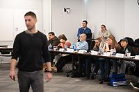 USSF Member Meeting, April 19, 2018