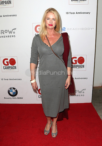 Los Angeles, CA - NOVEMBER 05: Donna Dixon at The 10th Annual GO Campaign Gala in Los Angeles At Manuela, California on November 05, 2016. Credit: Faye Sadou/MediaPunch