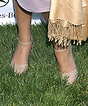 Katherine Heigl 's shoes at 7th Annual Chrysalis Butterfly Ball on May 31, 2008 at a Private Residence in Los Angeles, California.
