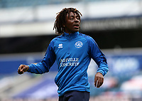 Eberechi Eze of Queens Park Rangers warming up during Queens Park Rangers vs Fulham, Sky Bet EFL Championship Football at the Kiyan Prince Foundation Stadium on 30th June 2020