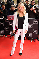 Gaby Roslin arriving for TRIC Awards 2018 at the Grosvenor House Hotel, London, UK. <br /> 13 March  2018<br /> Picture: Steve Vas/Featureflash/SilverHub 0208 004 5359 sales@silverhubmedia.com
