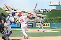 Yu Darvish (Rangers),<br /> MAY 4, 2014 - MLB :<br /> Yu Darvish of the Texas Rangers pitches to Hank Conger of the Los Angeles Angels during the Major League Baseball game at Angel Stadium in Anaheim, California, United States. (Photo by AFLO)