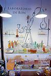Rum Museum Laboratory