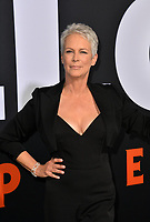 LOS ANGELES, CA. October 17, 2018: Jamie Lee Curtis at the premiere for &quot;Halloween&quot; at the TCL Chinese Theatre.<br /> Picture: Paul Smith/Featureflash