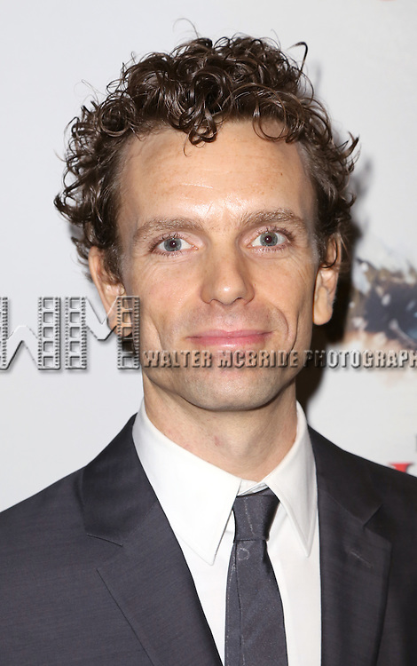 Paul Alexander Nolan attends the Broadway Opening Night After Party for 'Doctor Zhivago' at Rockefeller Center on April 21, 2015 in New York City.