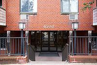 Entrance to 65-84 Austin Street