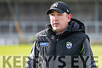 Fintan O' Kerry Manager during the Allianz Hurling League 2A at Austin Stack Park on Sunday.