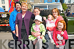 Listowel Army, Agri & Vintage Day : Attending the Listowel Army, Agri, & Vintage Day on Sunday last were Karen & Kathleen Kelliher, Lesha & Aidee Carey, Sinead Doreen & Niamh Buckley.