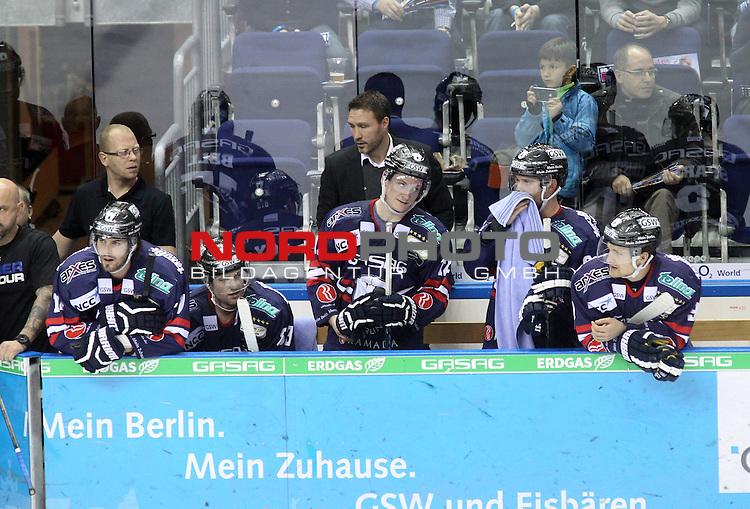 10.12.2013, O2-World, Berlin, GER, 1.DEL, Eisbaeren Berlin vs Koelner Haie, im Bild Jeff Tomlinson (Eisbaeren Berlin)<br /> <br /> <br />               <br /> Foto &not;&copy; nordphoto /  Schulz