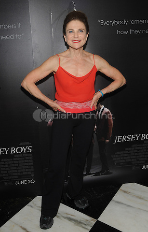 New York, NY- June 9: Tovah Feldshun attends the 'Jersey Boys' Special Screening at the Paris Theater on June 9, 2014 in New York City. Credit: John Palmer/MediaPunch