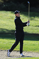 Matthew Fitzpatrick (ENG) in action at Spyglass Hill Golf Course during the third round of the AT&T Pro-Am, Pebble Beach Golf Links, Monterey, USA. 09/02/2019<br /> Picture: Golffile | Phil Inglis<br /> <br /> <br /> All photo usage must carry mandatory copyright credit (© Golffile | Phil Inglis)