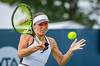 Rosmalen, Netherlands, 11 June, 2019, Tennis, Libema Open, Womans doubles: Bibiane Schoofs (NED) <br /> Photo: Henk Koster/tennisimages.com