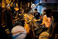 Street shots of north India. Photo by Suzanne Lee Night street scenes, Lucknow, Uttar Pradesh, Wedding Bands,