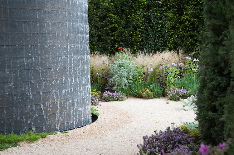 Arthritis Research UK Garden, designed by Thomas Hoblyn, RHS Chelsea Flower Show 2012.