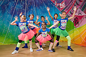 Paddington Arts 6-10 year olds dance group rehearsing for the summer show at the youth performing arts project.