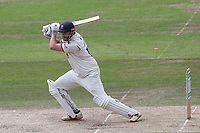 Nick Browne hits 4 runs for Essex during Nottinghamshire CCC vs Essex CCC, Specsavers County Championship Division 1 Cricket at Trent Bridge on 1st July 2019