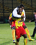 Depoertes Pereira  le gano 2 x 0 a la equidad d visitante en la liga postobon del futbol colombiano