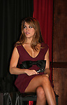 All My Children's Chrishell Stause came to see fans on November 22, 2009 at the Brokerage Comedy Club & Vaudeville Cafe, Bellmore, NY for a Q & A, autographs and photos. (Photo by Sue Coflin/Max Photos)