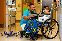 Photography at Levine Children's Hospital in Charlotte, North Carolina.