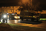 Garda presence at Ballsgrove Green..Picture: Shane Maguire / www.newsfile.ie.