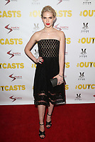 "13 April 2017 - Los Angeles, California - Claudia Lee. Premiere Of Swen Group's ""The Outcasts"" held at the Landmark Regent."