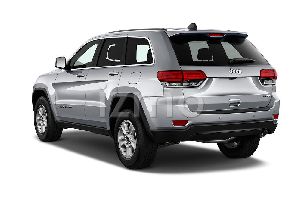 Car pictures of rear three quarter view of 2017 JEEP Grand-Cherokee Laredo 5 Door SUV Angular Rear