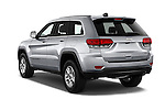 Car pictures of rear three quarter view of 2017 JEEP Grand-Cherokee Laredo 5 Door SUV Angular Rear