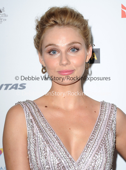 Clare Bowen  attends The G'Day USA Black Tie Gala held at  JW Marriot at LA Live in Los Angeles, California on January 11,2014                                                                               © 2014 Hollywood Press Agency