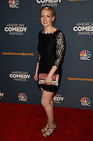 New York, New York - April 26 : Katie Dippold attends the American Comedy<br /> Awards held at the Hammerstein Ballroom in New York, New York<br /> on April 26, 2014.<br /> Photo by Brent N. Clarke / Starlitepics /NortePhoto