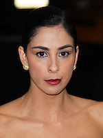 "NEW YORK CITY, NY, USA - MAY 05: Sarah Silverman at the ""Charles James: Beyond Fashion"" Costume Institute Gala held at the Metropolitan Museum of Art on May 5, 2014 in New York City, New York, United States. (Photo by Xavier Collin/Celebrity Monitor)"