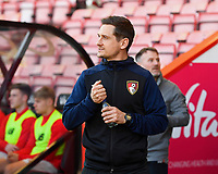 AFC Bournemouth U21 Manager Shaun Cooper during AFC Bournemouth Under-21 vs Liverpool Under-21, Premier League Cup Football at the Vitality Stadium on 24th February 2019
