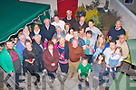 Francie&Colette Houlihan,St Brendans pk,Tralee(front centre)had a great night celebrating their 40th wedding anniversary at their home surrounded by many friend,family and neighbours.
