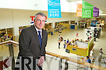 Derek Rusk manager of Manor West retail park