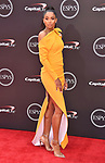LOS ANGELES, CA - JULY 18: Ciara attends the 2018 ESPYS at Microsoft Theater at L.A. Live on July 18, 2018 in Los Angeles, California.